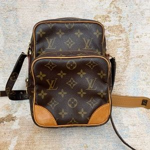 ❤️sold❤️Louis Vuitton Amazon Vintage crossbody